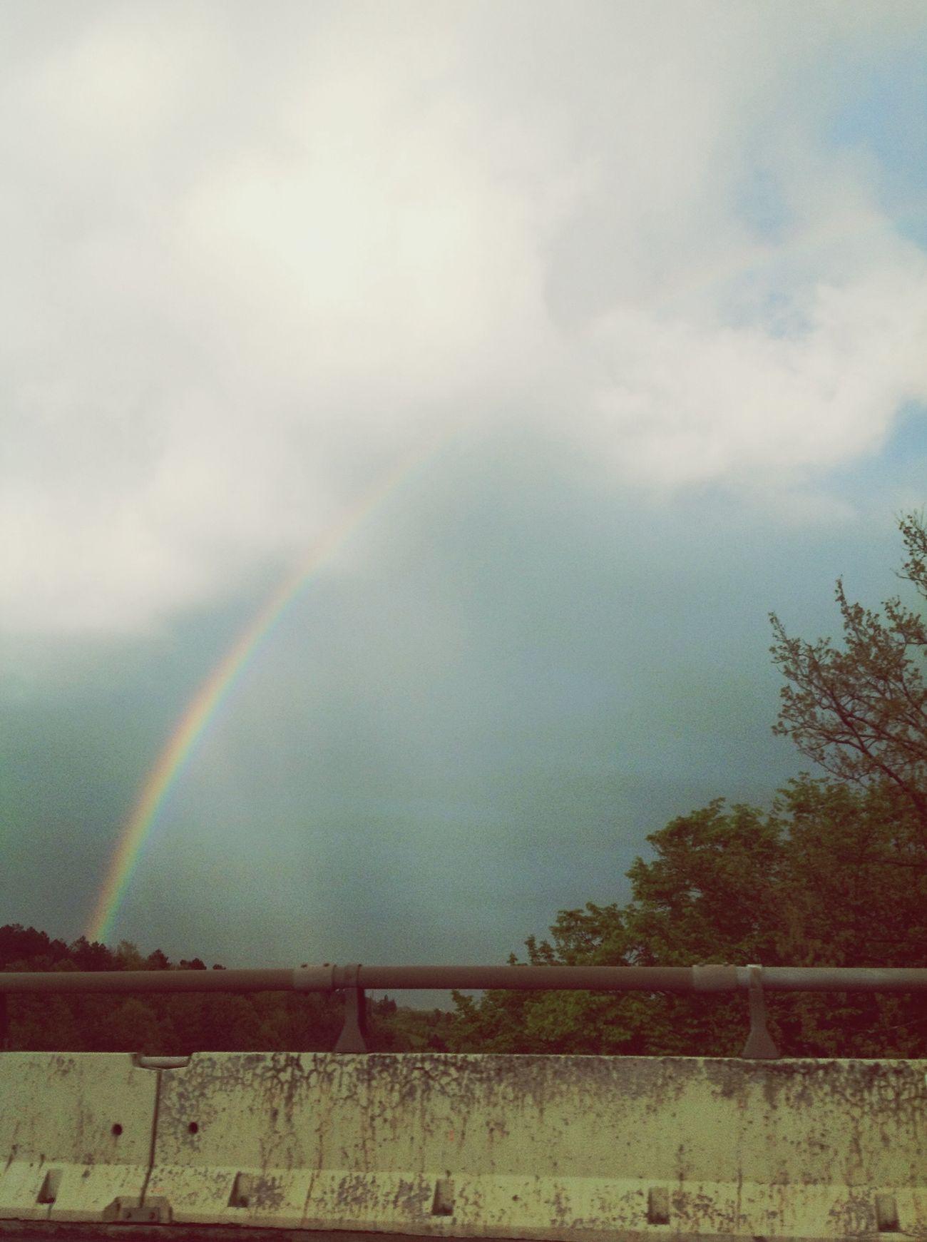 Rainbow Arcobaleno  Rainbow Followme Autostrada