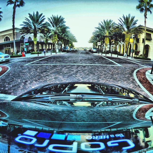 Just a leisurely stroll through the hood. Gopro From An Airplane Window From My Point Of View Eye4photography