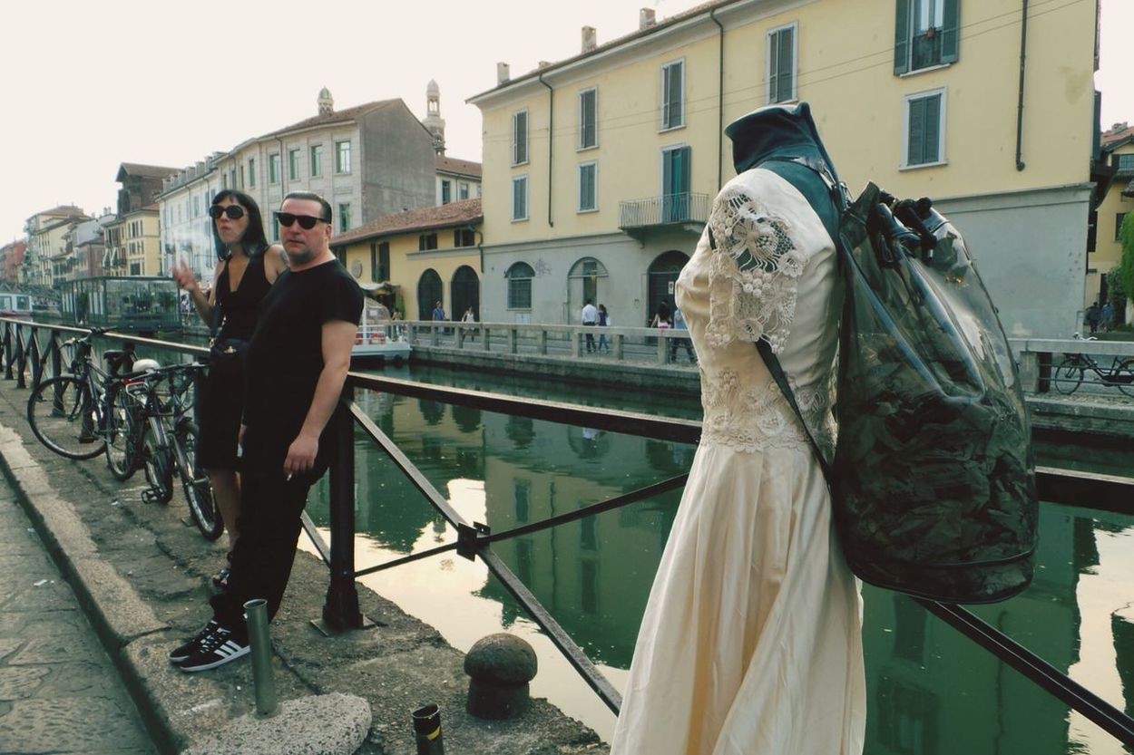 Moden Bride / EEA3-Milano EEA3 The Global EyeEm Adventure Bride Check This Out Relaxing Milano Black