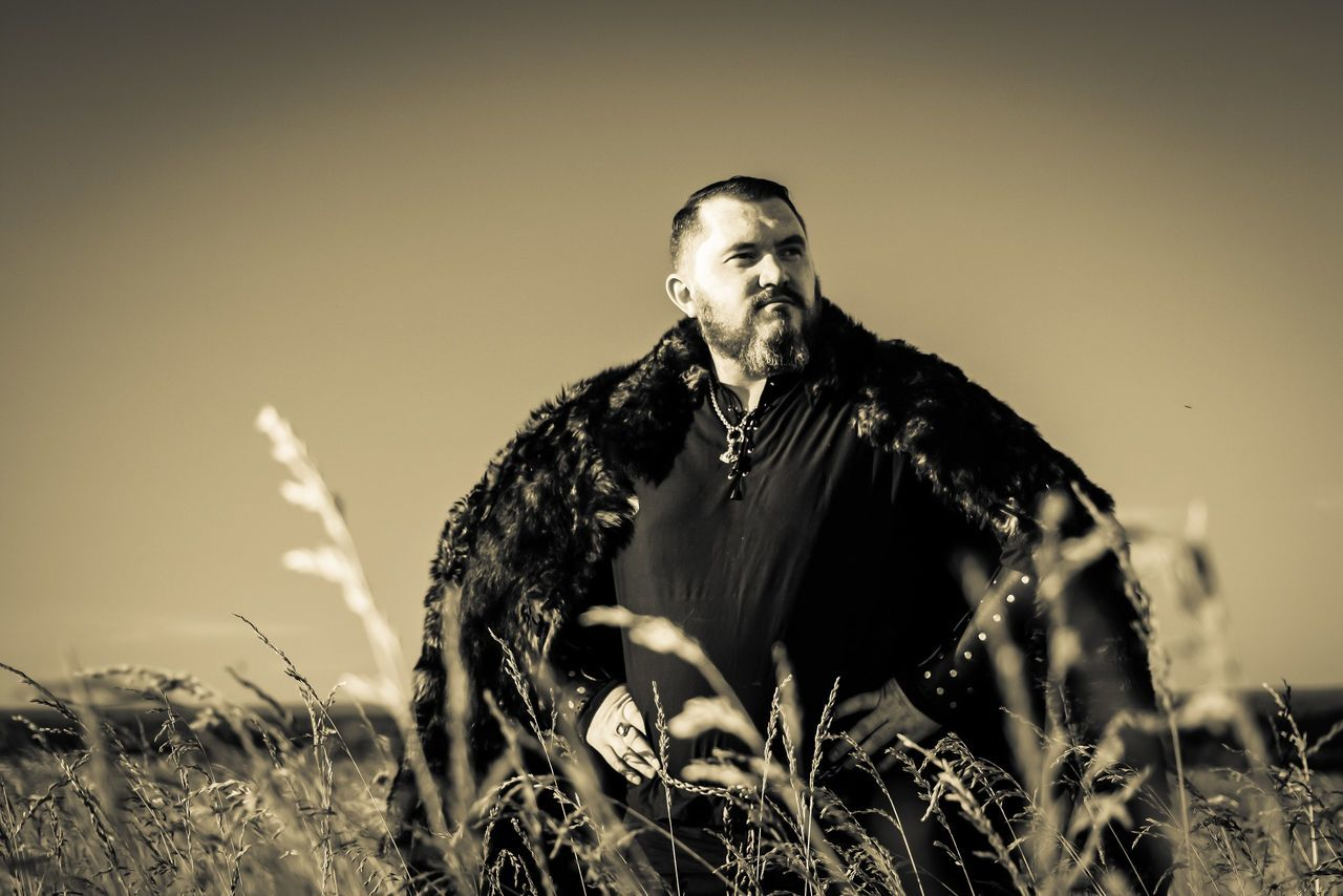 The Storyteller - 2014 Eyeem Awards Monochrome Sepia Fantasy денсладков