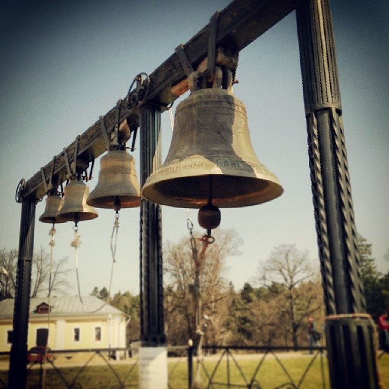 Faifh Church Bell History museum tour
