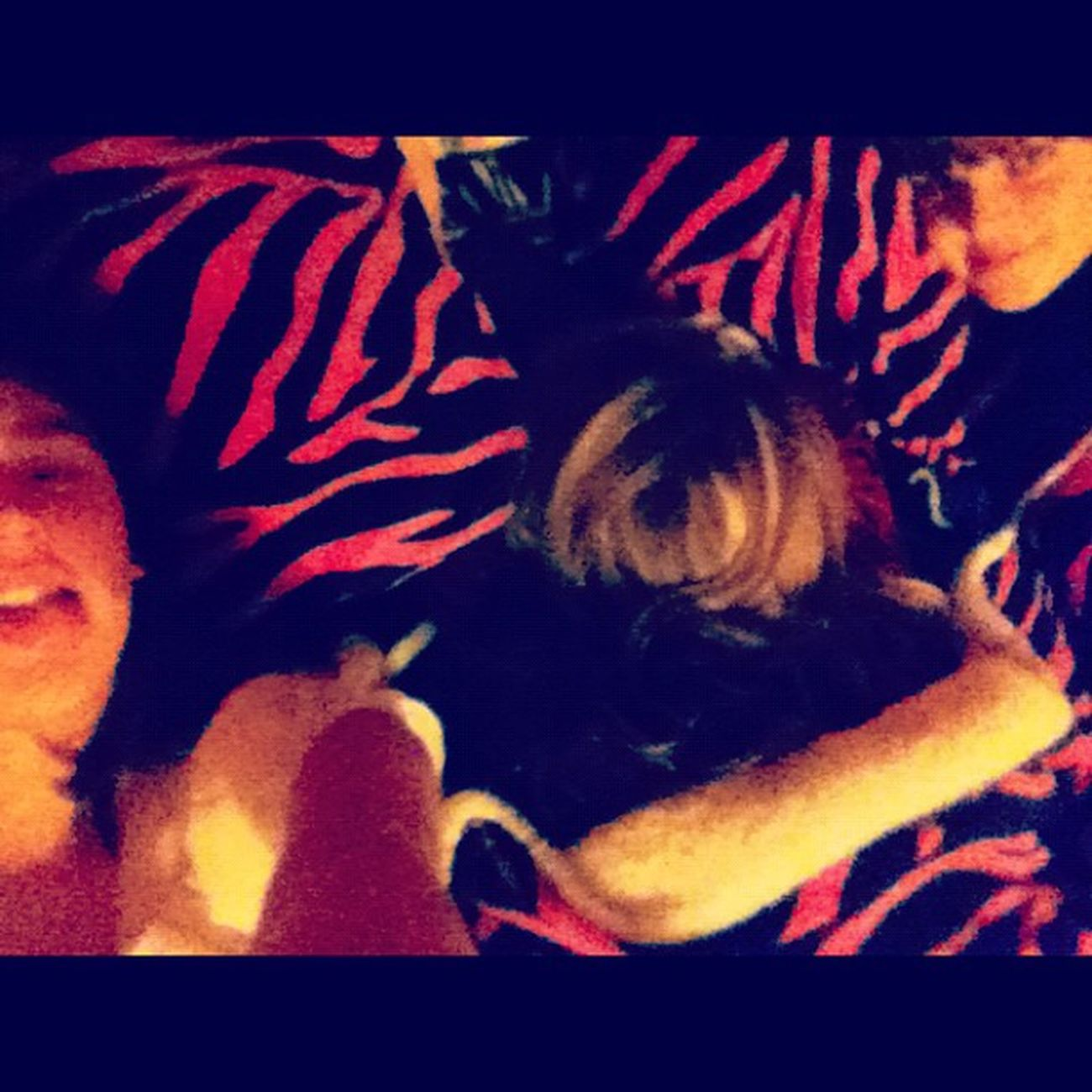 November22 Thanksgiving Weredone !(x @natalieblue10 Cristina sleeping cousins<3