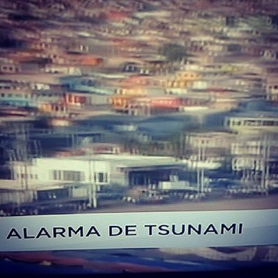 Aguanteee D: Chile Staystrong Alarm Chilean