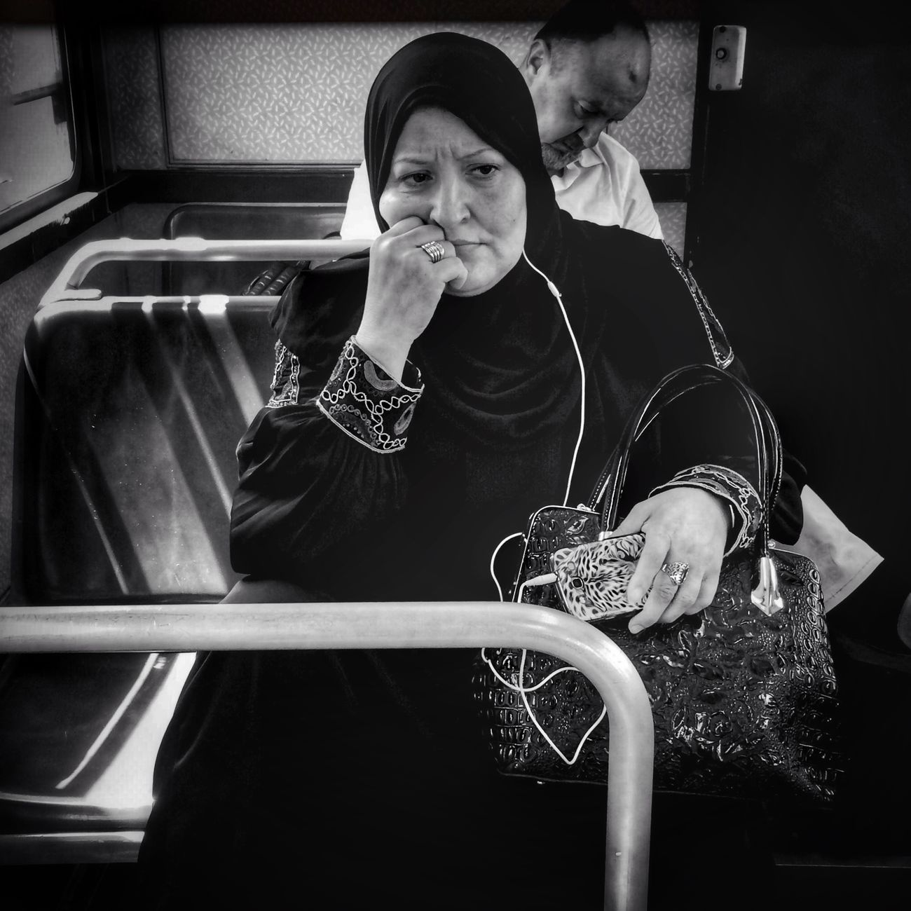 "The Photojournalist - 2015 EyeEm Awards ""...and if they were right?"" 