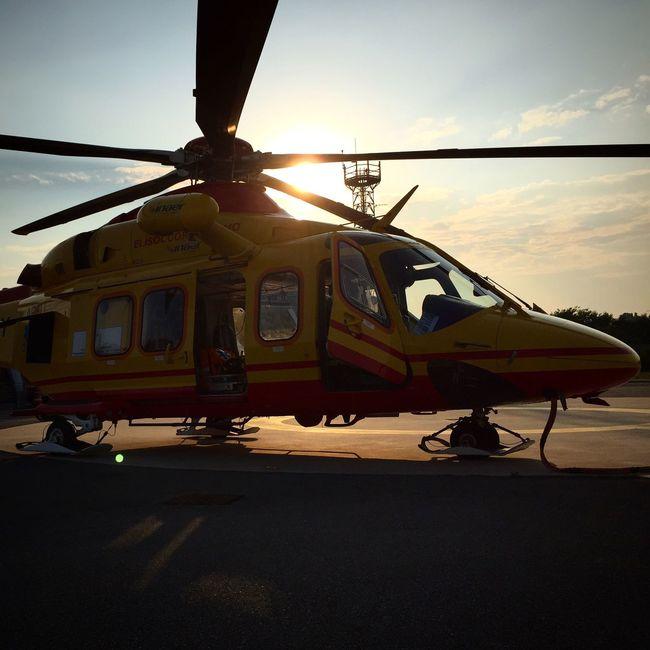 Helicopter Helirescue Rescue 118 Elicottero Elisoccorso Areu Nurse First Eyeem Photo