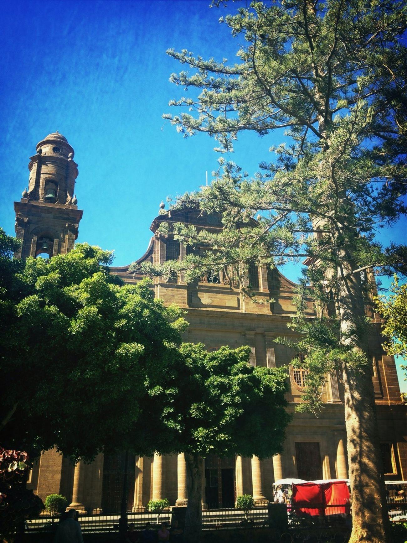 Iglesia de San Agustín en Gáldar #GranCanaria