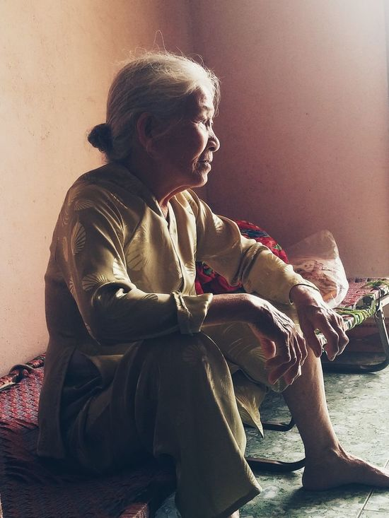 Time goes by, people change, but hearts stay.Oldbeauty Grandma Time First Eyeem Photo