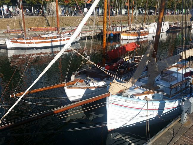 Mode Of Transport Transportation Outdoors Day No People Shipping  Complexity sail