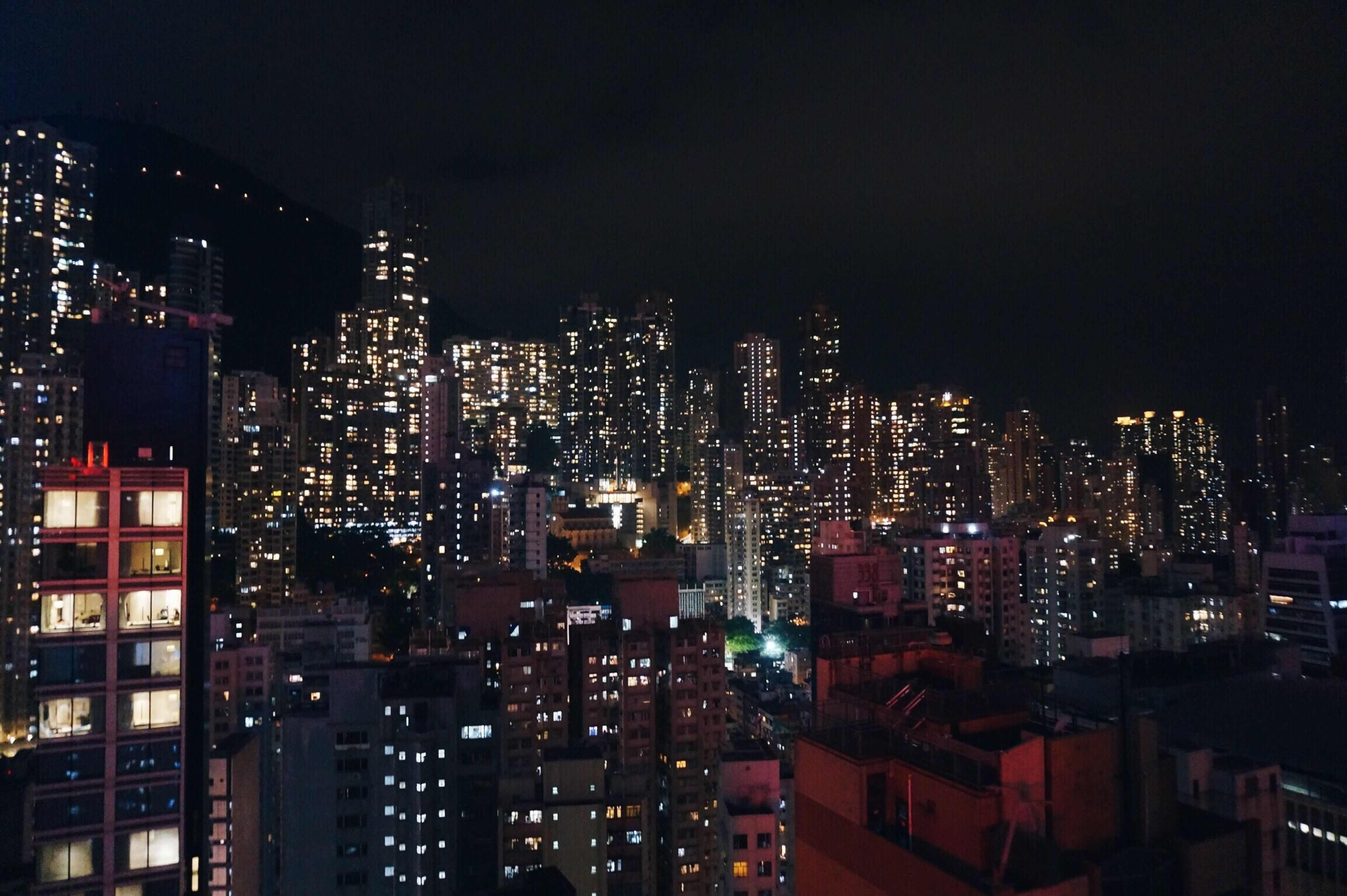 From The Rooftop HongKong 99bonham