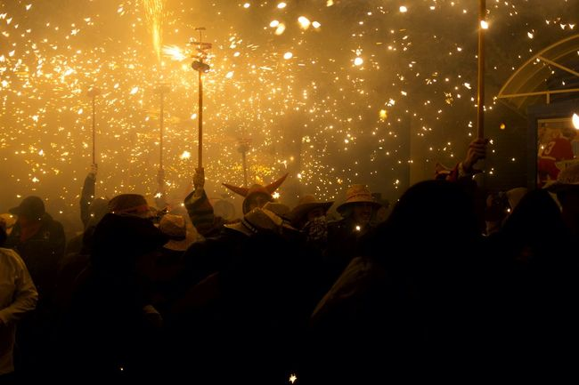 Capture The Moment Correfocs 🔥