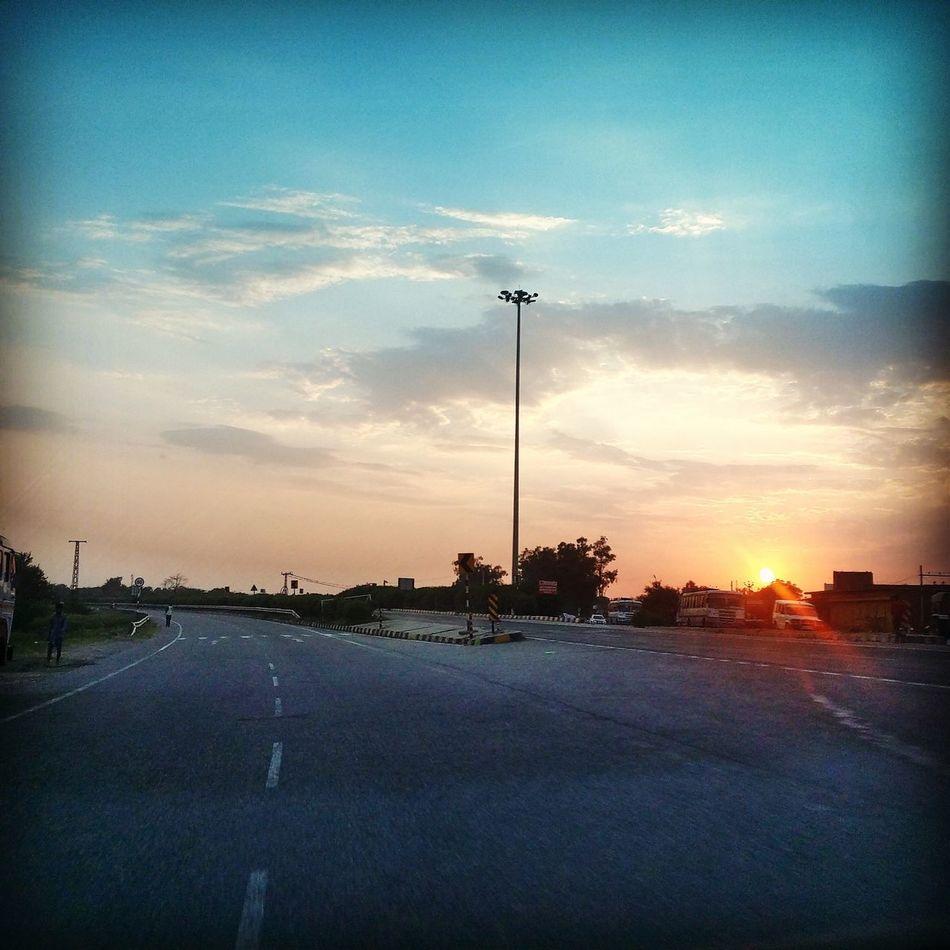 Bye,#sunlight .