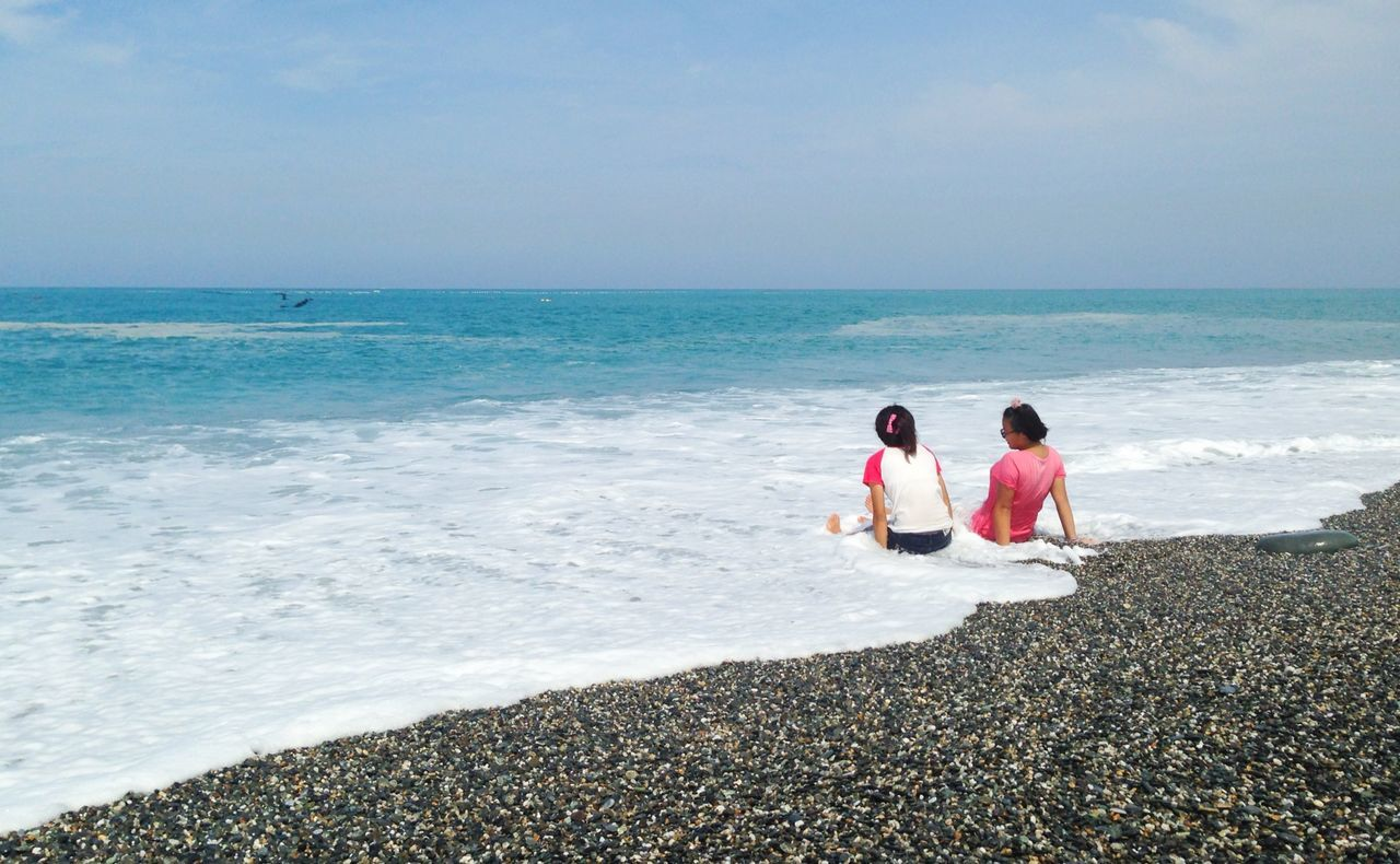 Beautiful stock photos of vacation, Beach, Beauty In Nature, Bonding, Casual Clothing
