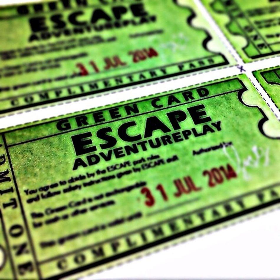 Escape..