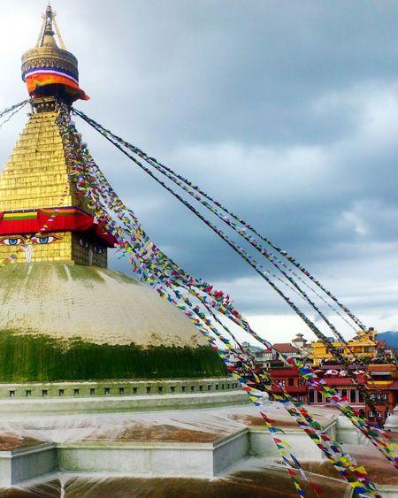 Pray For Nepal Kathmandu,Boudha