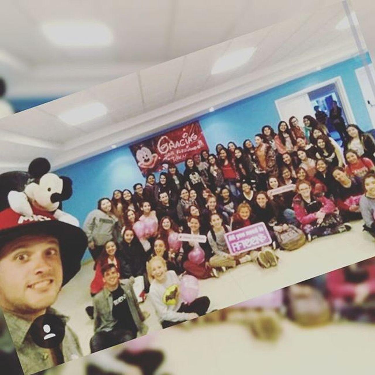 @fifteens15 @maximilianomir @jeroprassel Riogrande Yaganes Reunion  Fifteens Tolkar Disney2017