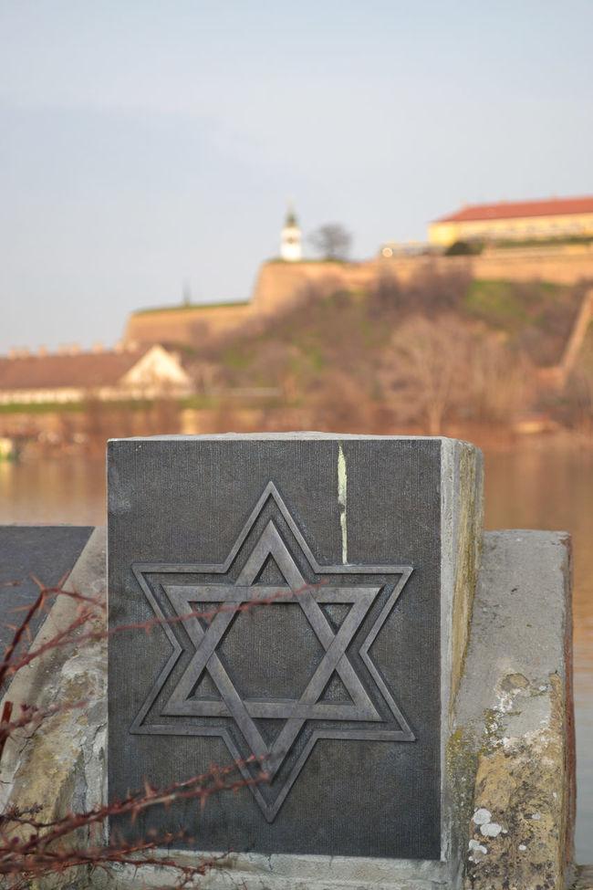 Fortress Walking Around River Novi Sad