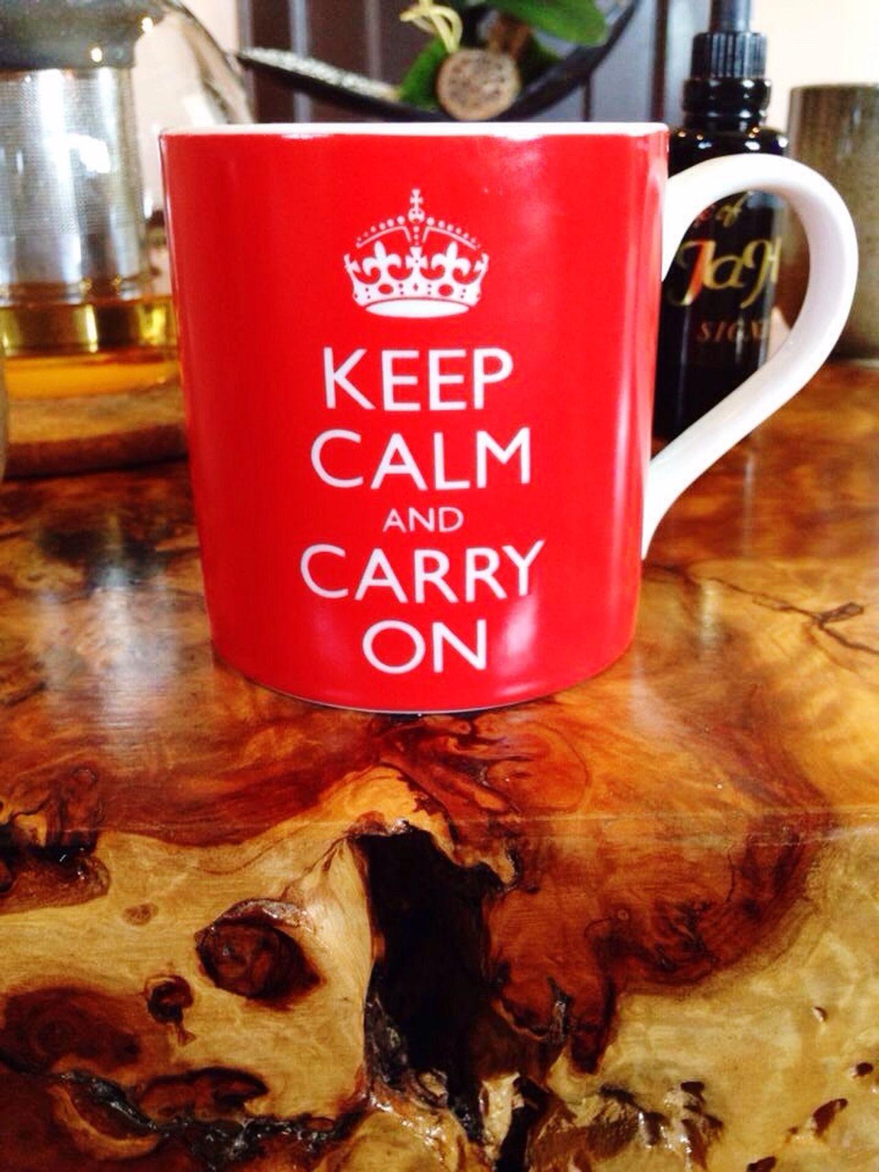Inspirational Tea-time! Pure Inspiration TeaCup Tea