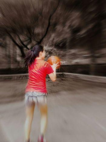 I Love Basketball♥