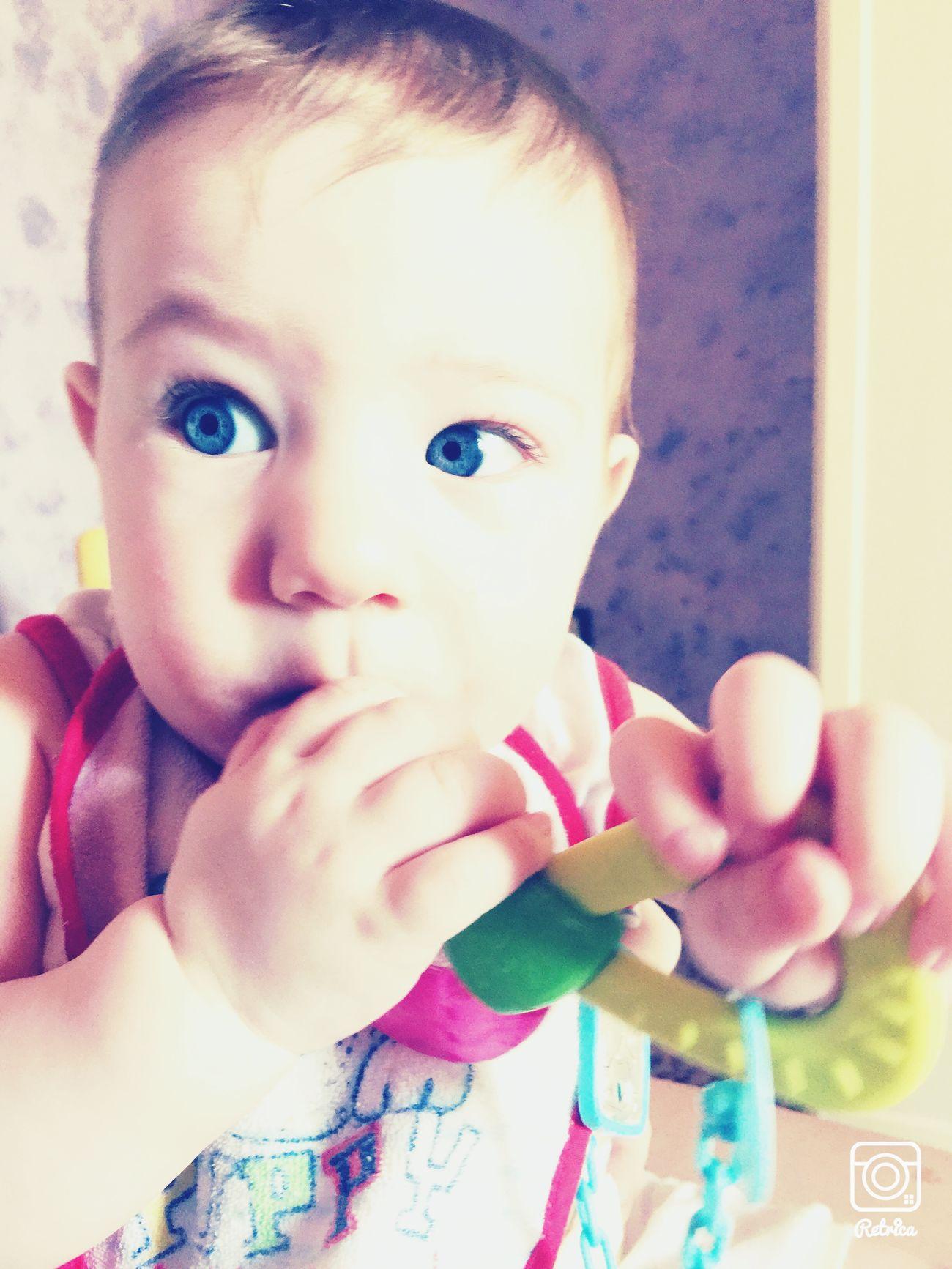 Littlebaby Occhiblu Infinita Innocenza❤️