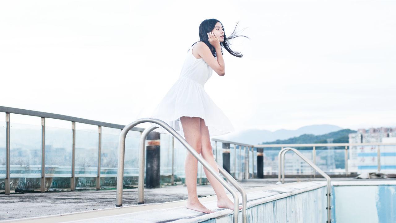 Beautiful stock photos of hong kong, Architecture, Asian And Indian Ethnicities, Beautiful Woman, Building Exterior