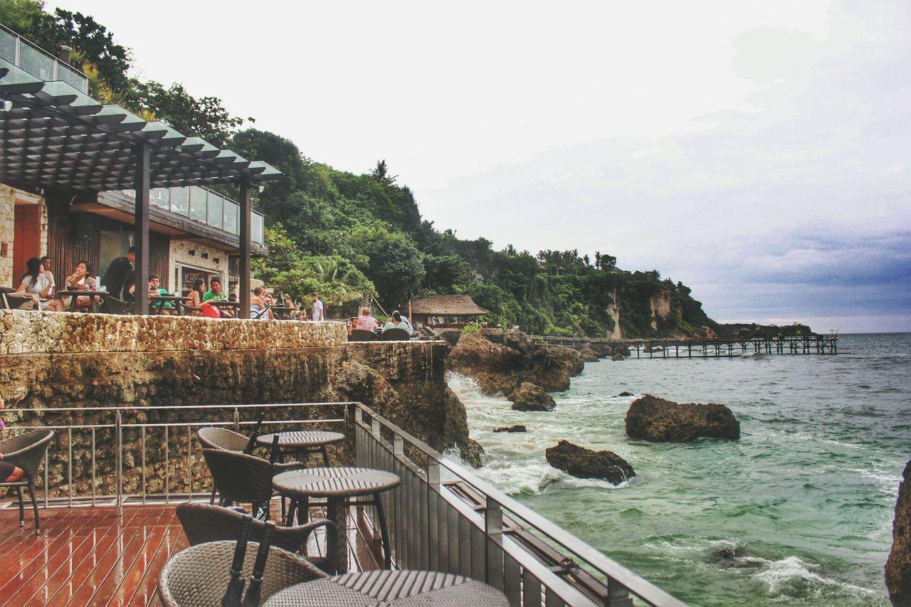 Rockbarbali Ayanaresort Travel Traveling Beach Sea Enjoying Life Harryipoet EyeEm Indonesia EyeEm Best Shots