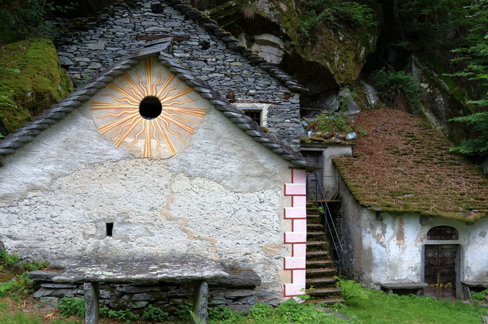 Cellars in Maggia Valley Home Houses Retro Rural Rustic Architecture Building Exterior Built Structure Cellar Nature No People Old Old Buildings Retro Style Stone Stone - Object Valle Maggia, Switzerland