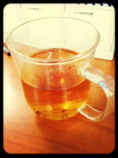 一杯茶,一天的开始