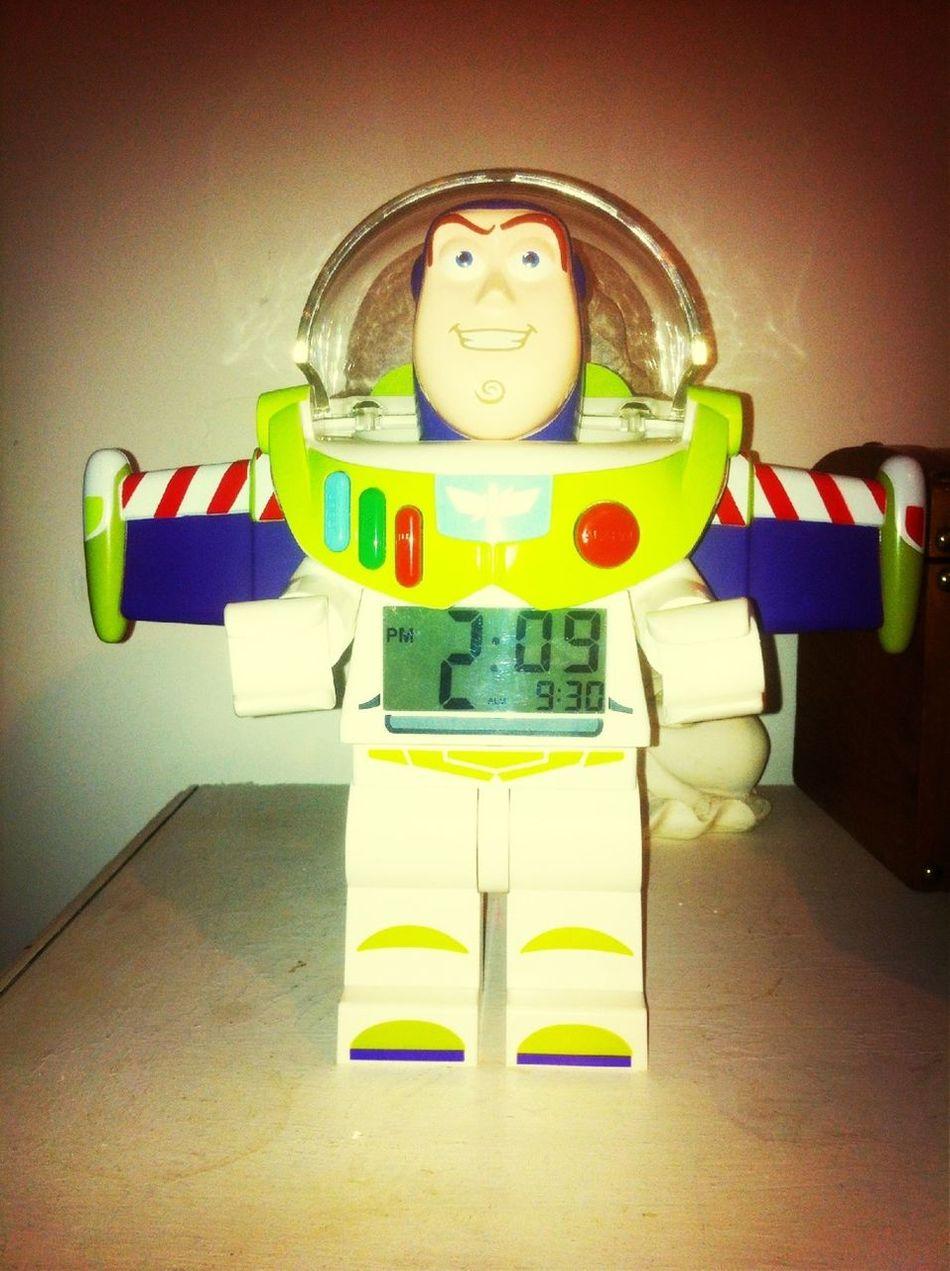 Buzz Clock