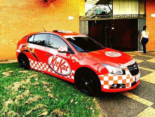Kitkat Trabalho Faculdade Mkt Top