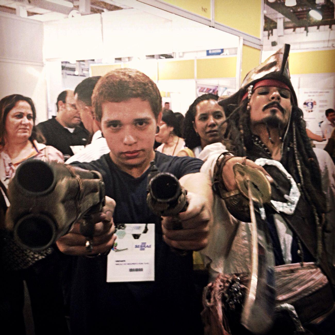 """""""Nada pessoal Jack, é apenas um bom negocio"""" Actor Captain Jack Sparrow Johnny Depp Sqñ"""