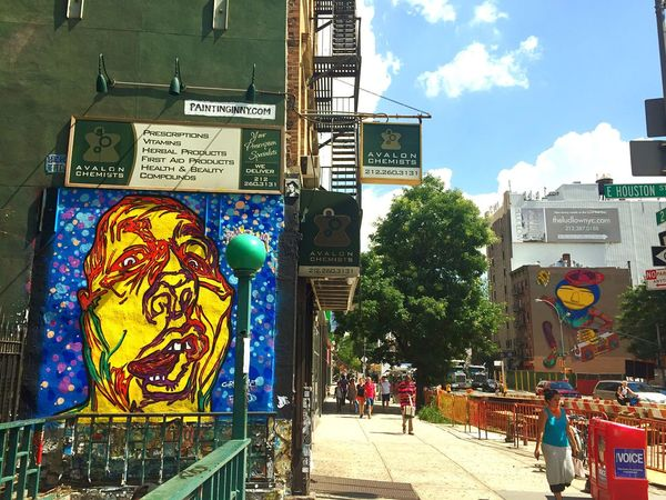 Built Structure Day City Graffti Street Street Art Memories Trip Aroundtheworld Arte USA New York Manhattan Viajar Calle Wall Art