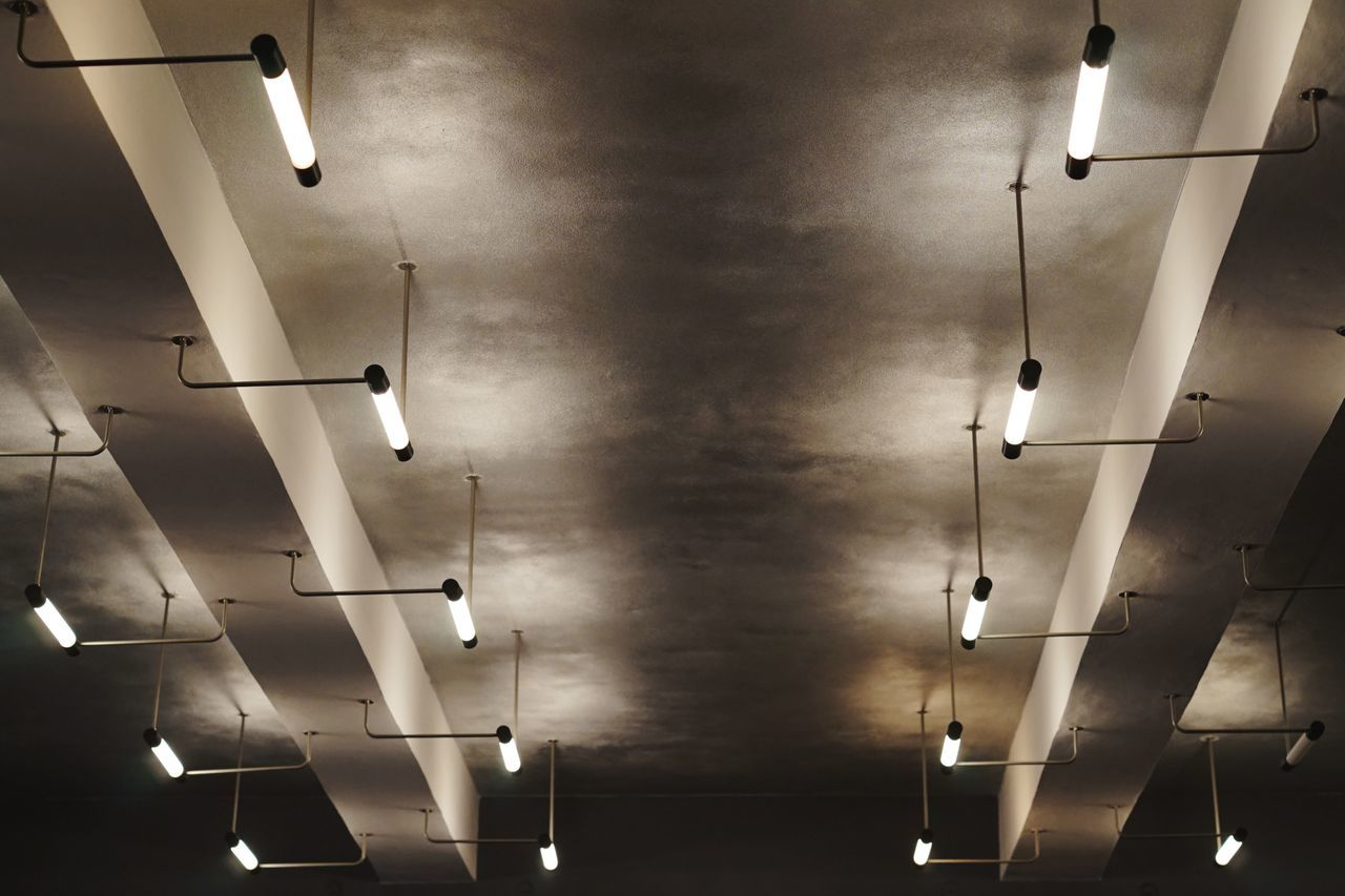 11/365: Bauhaus ceiling in Weimar. Original lights from 1925. 2015 In 365 Photos Project 365 Dessau