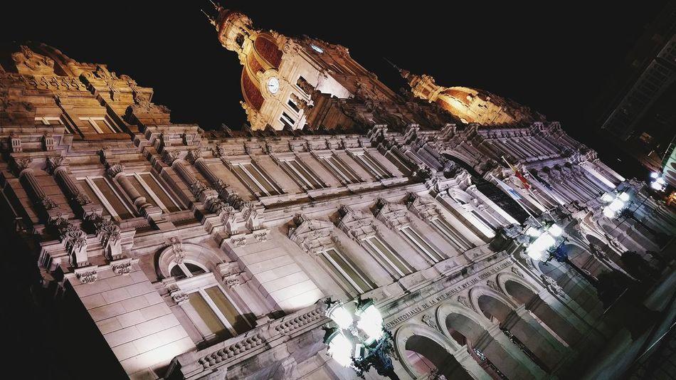 Europe SPAIN Galicia Acoruña EyeEm Best Shots Photography Nightphotography