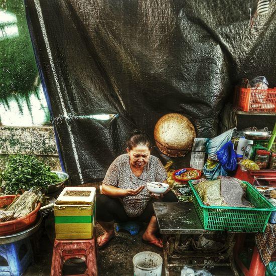 Saigon, Vietnam Market Little Bymathieung My Commute