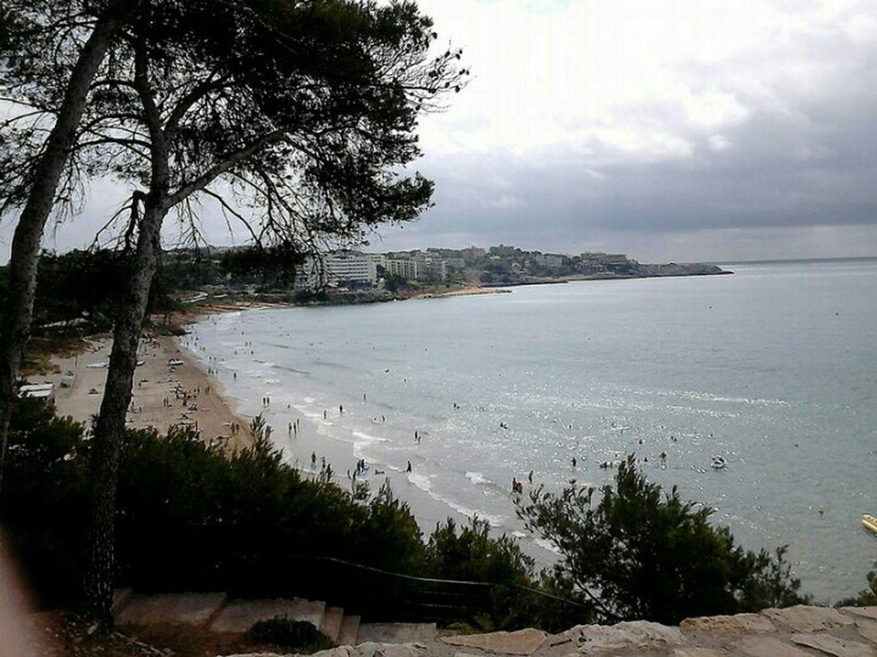 Sea Views Salou 2015 Spain_beautiful_landscapes beach