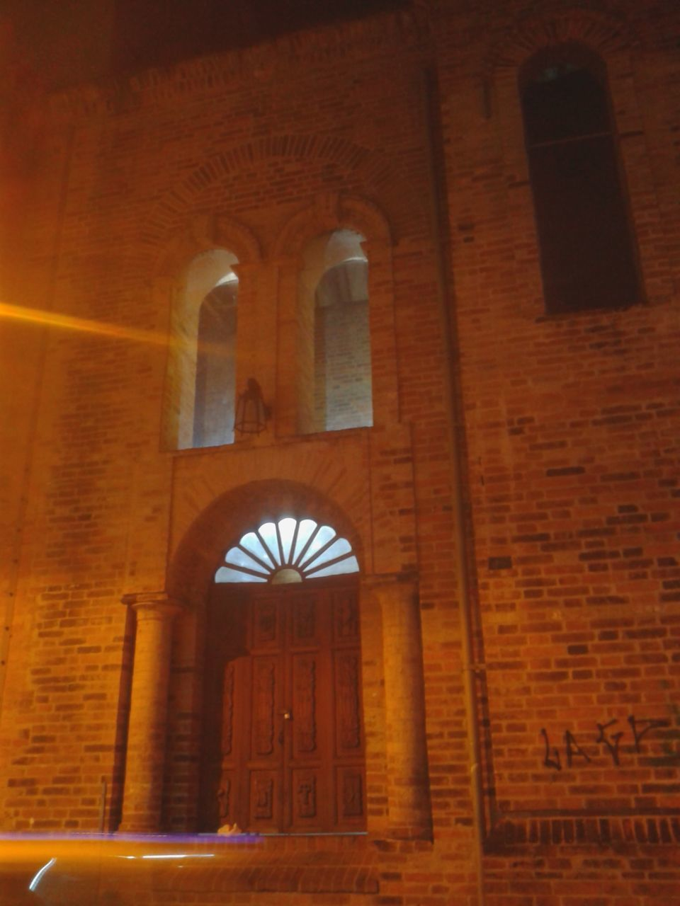 architecture, built structure, arch, window, religion, place of worship, history, building exterior, no people, indoors, spirituality, day, illuminated