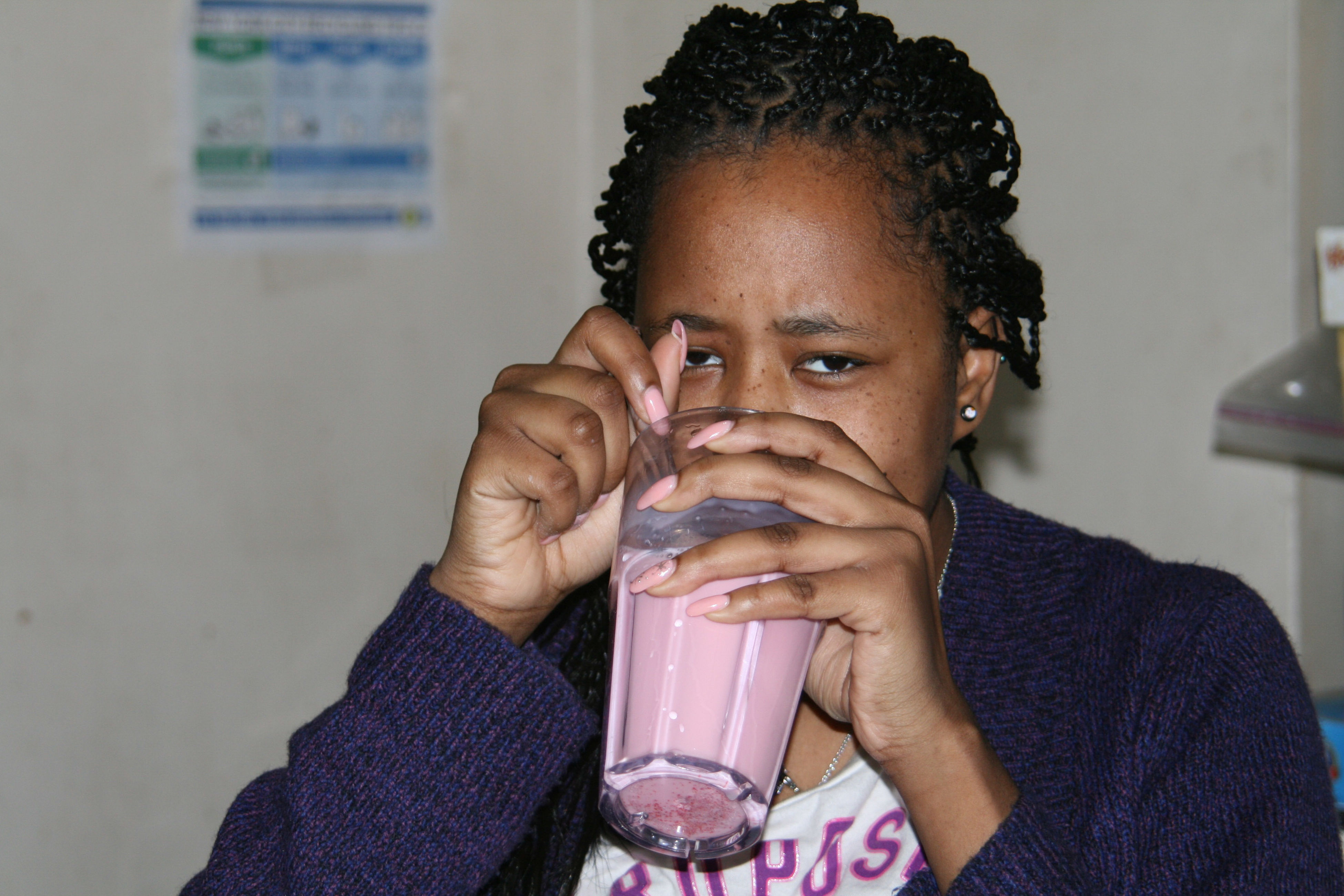 Uniqueness Strawberrymilk Flushingqueens Newyork
