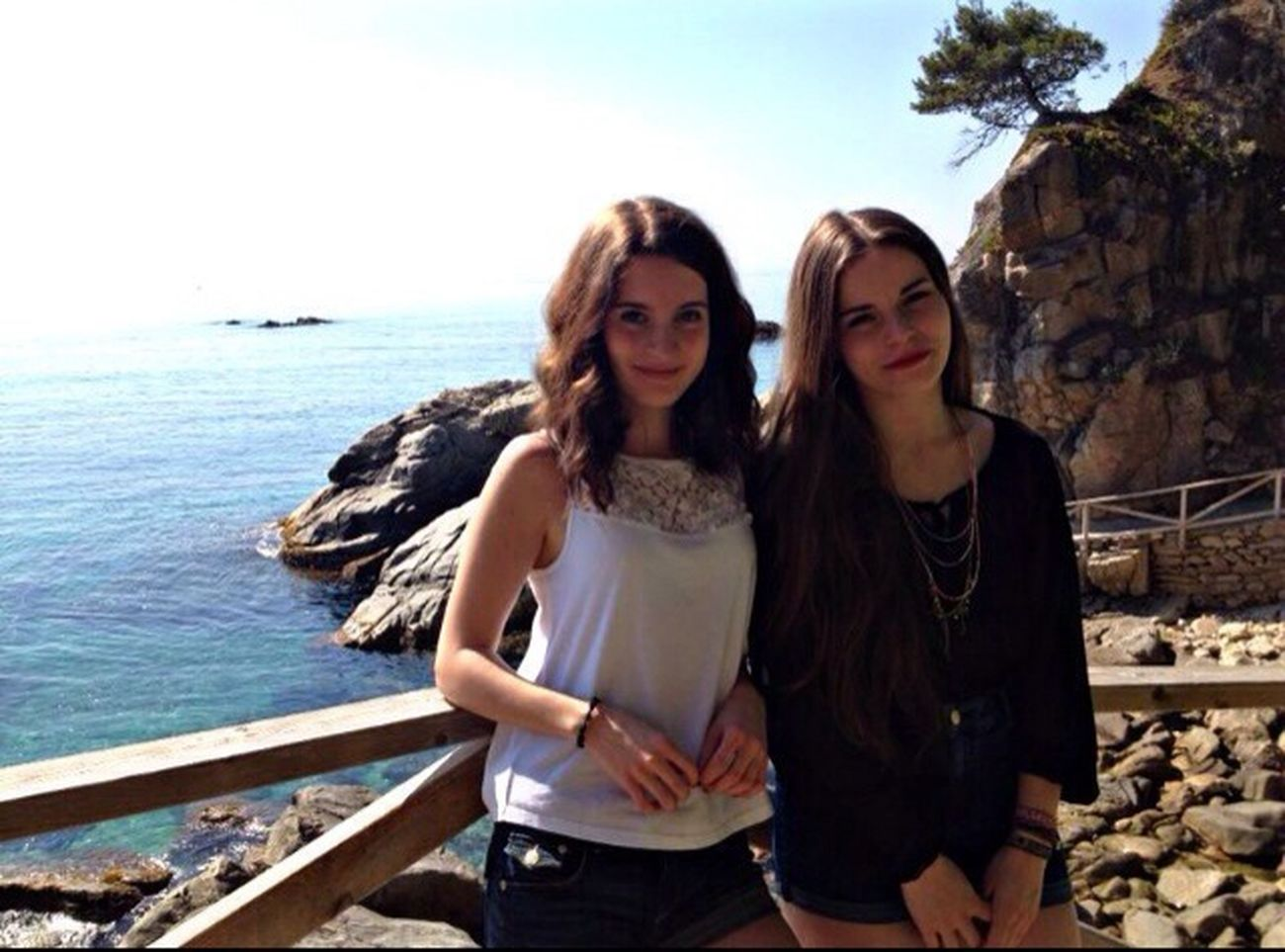 Costa Brava Sea Sun Beach #friends