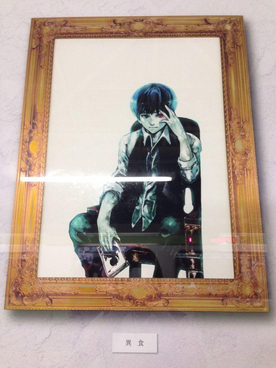 東京 東京喰種 原画展示