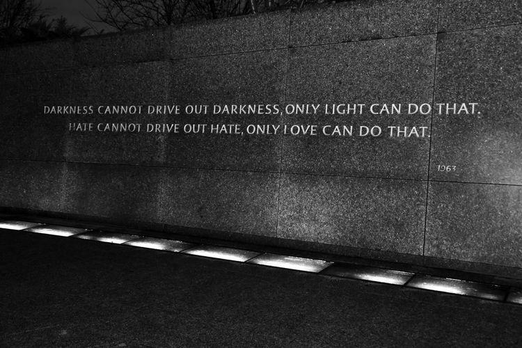 #blackandwhite #civilrights #Dark #light #love #MLK #mlkjrmemorial #monochrome #monuments #nationalmall