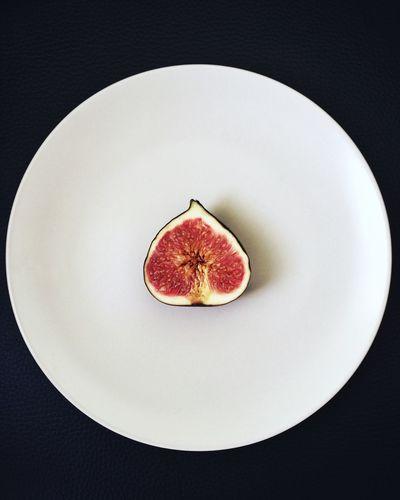 Healthy Food Fig Fruit Conception Minimal