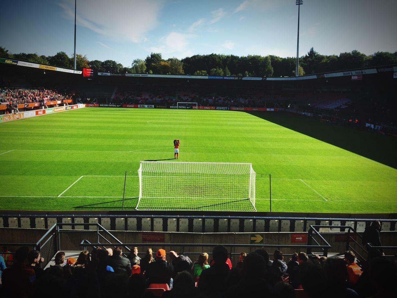 We zijn er klaar voor! Nedslo Oranje Voetbal Interland