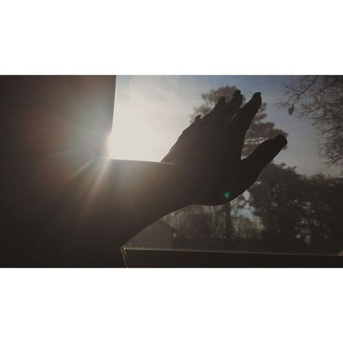 As many times I called out for help no one would answer my cry, but You came into my life and You heard me in my time of desperation and now I find meaning because I surrendered all to You.-unknown PhonePhotography Hand SURRENDER Meaning window