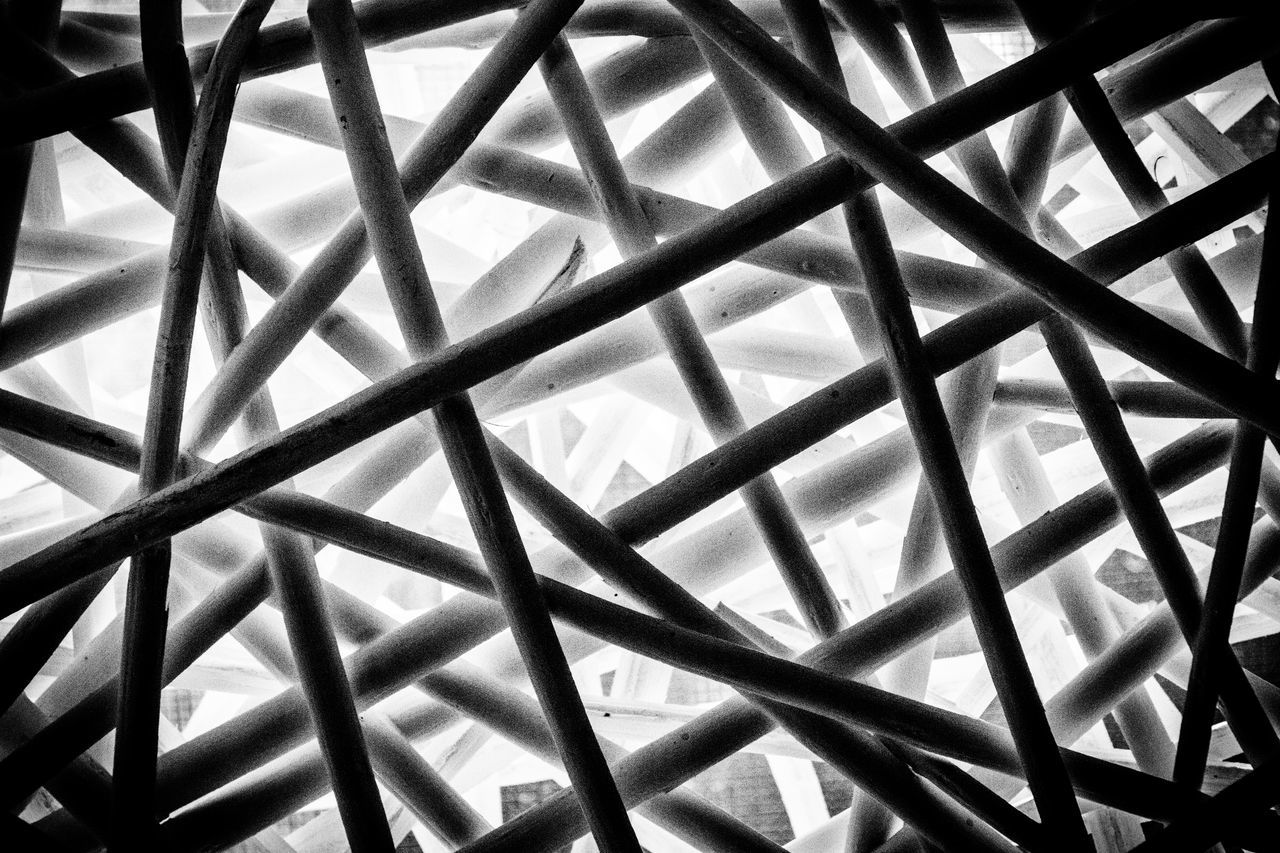 Abstract Backgrounds Black And White Close-up Textured  Something Different White Black