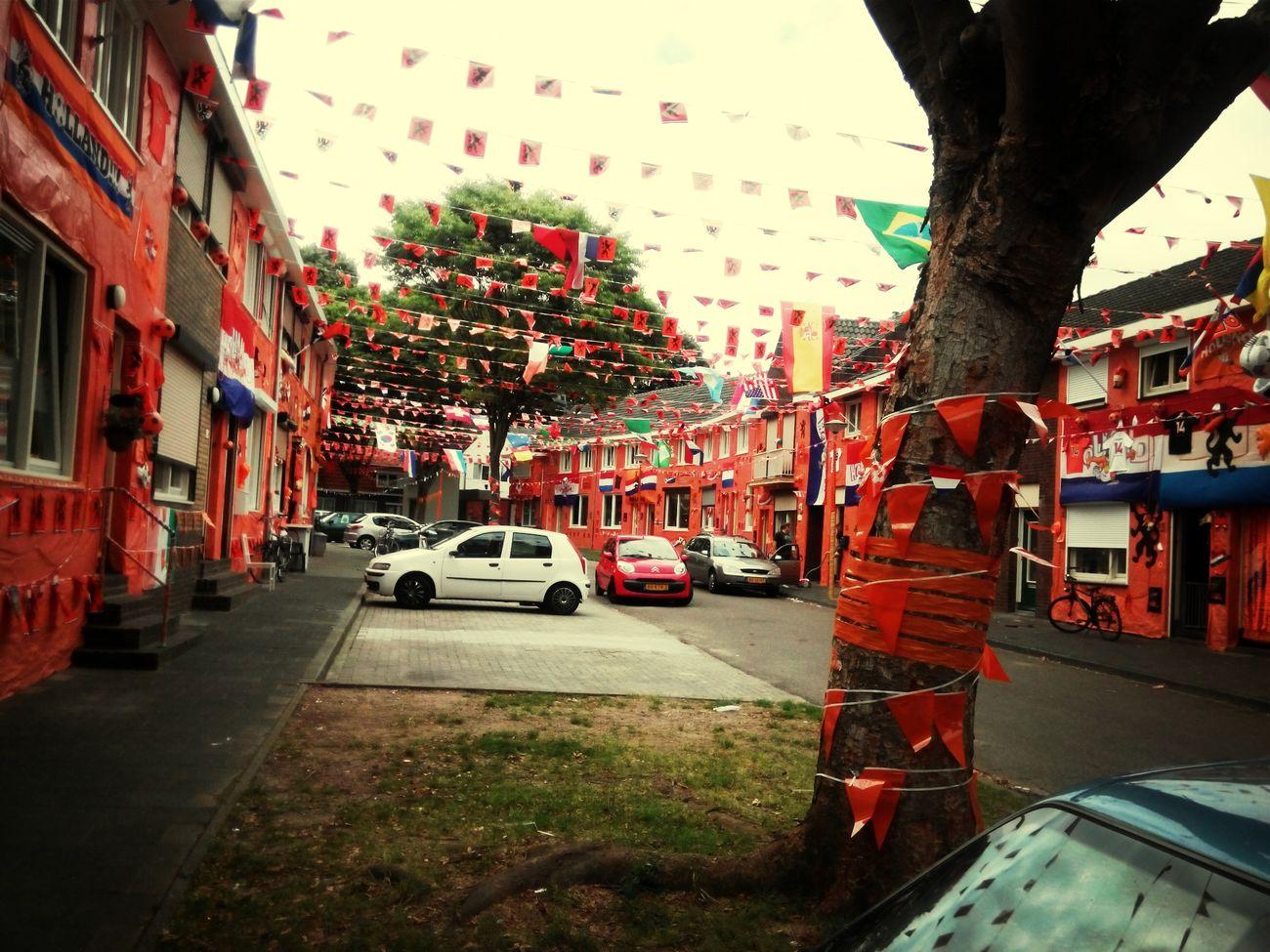 World cup Urban Landscape Street Neighborhood Fun
