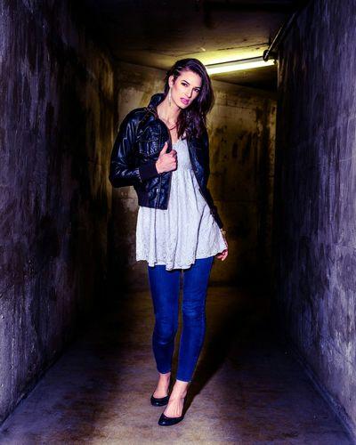 Taking Photos Creative Modeling Nikon D800 Model Fashion Photography Fashion Creepy Hallway Check This Out Nikonphotography model Stephanie Melville