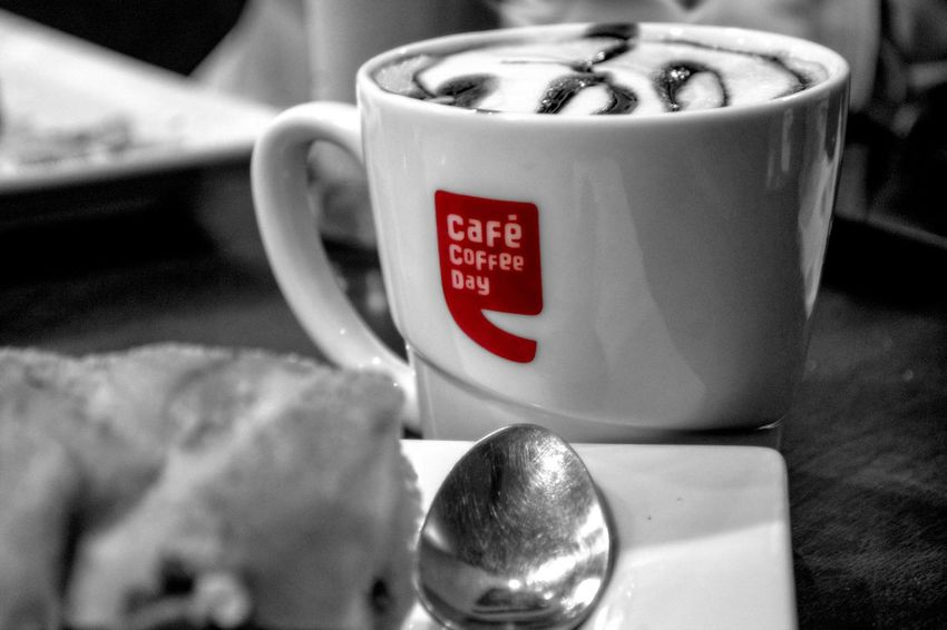 Cafe Cafe Coffe latte Latte Coffee And Cigarettes Baked Goods Drinking A Latte Coffee Break India Photography Product Photography