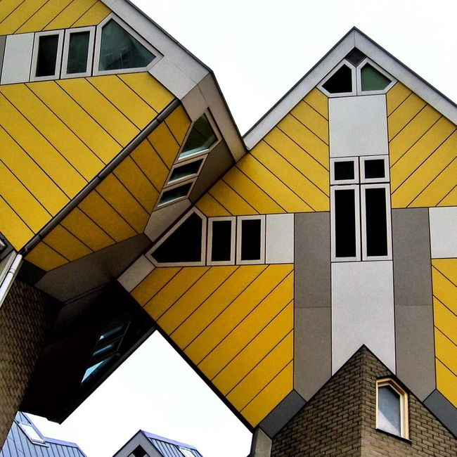 Róterdam Architecture Rotterdam Holland City