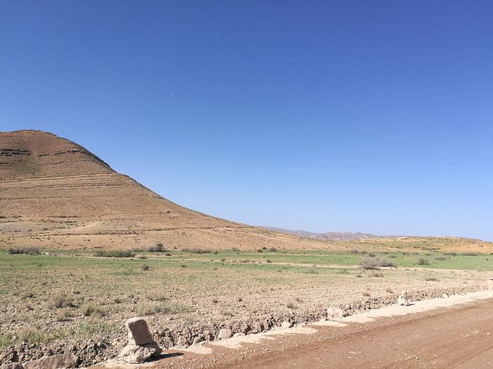 Desert Sand Dune Nature Landscape Salt - Mineral
