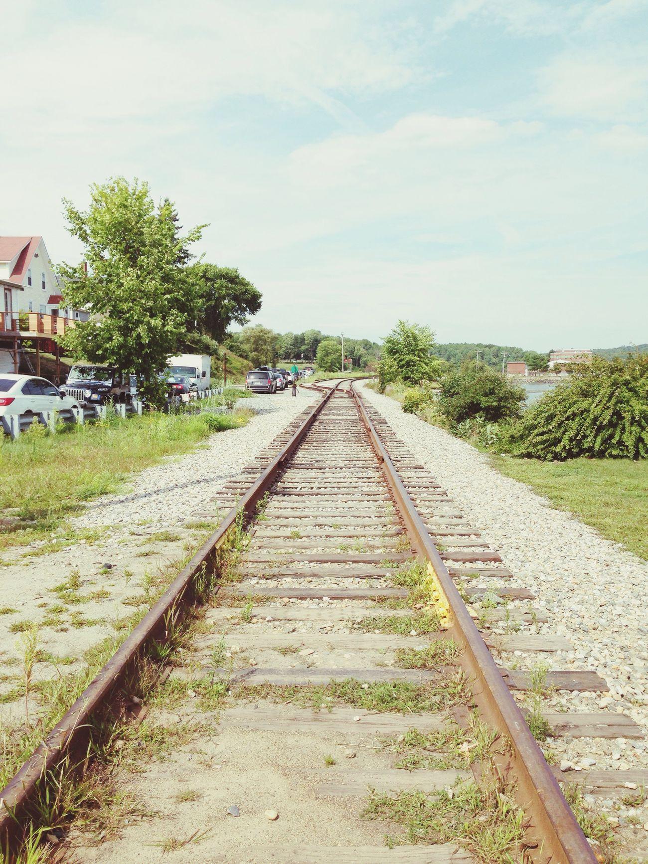 Traintracks 😌